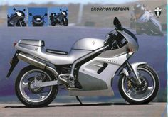 Skorpion 660 Replica, 1996 Motorcycles, Vehicles, Scorpion, Car, Motorbikes, Motorcycle, Choppers, Vehicle, Crotch Rockets