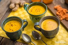 Pumpkin Recipes, Soup Recipes, Diet Recipes, Cooking Recipes, Crossfit Diet, Good Food, Yummy Food, Hungarian Recipes, Diabetic Recipes