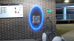 Fan Uses HoloLens To Play Portal in a Real Life AR #Games #VideoGames #Web #AR #halolens #vk