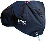 Pro Bike Cover for Outdoor Bicycle Storage  XLarge  Heavy Duty Ripstop Material Waterproof & Anti-UV  Protection from All Weather Conditions for Mountain 29er Road Cruiser & Hybrid Bikes