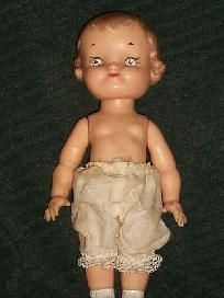 Vintage soup campbell doll