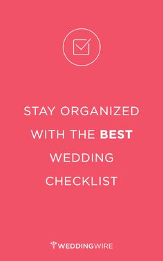 Wedding Checklist - Our free wedding planning checklist helps you manage your wedding details. The most complete wedding to-do list will keep you on track. Wedding Advice, Plan Your Wedding, Budget Wedding, Wedding Planner, Wedding Ideas, Wedding Inspiration, Wedding Coordinator, Wedding Checklist Timeline, Wedding Planning Checklist