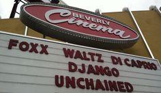 New Beverly Cinema: el increíble cine que prepara #Tarantino.