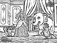 Barbie Island Princess Coloring Pages From The Thousand Pictures On Internet About