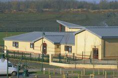 Hampton Hargate Primary School in Peterborough (UK) #School #QUARTZZINC #Architecture #Zinc #Project #VMZINC