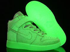 Nike Glow In The Dark Sneakers October 2017