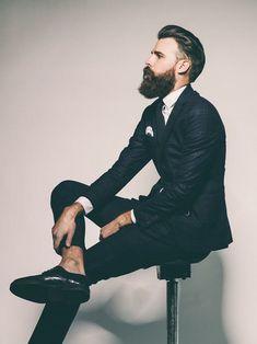 1001 ideen f r hipster bart und coole looks von m nnern - Hipster anzug ...