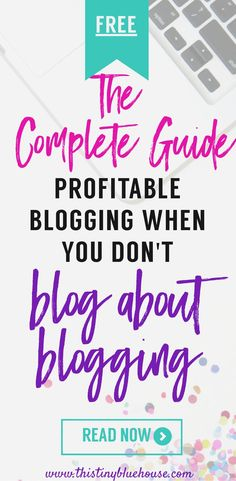 How to make money Blogging when you don't blog about blogging - proven strategies to make income and profit from your niche blog #blogging #momblog #lifestyleblog #sidehustle #lifestyle #blogger #blogtips #bloggingtips #sponsoredposts