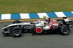 Anthony Davidson - BAR 006 - 2004