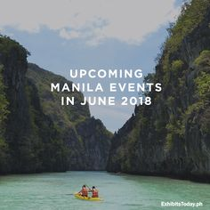 Great time to attend events in the metro. This June, we can expect an exciting line-up of expos and conferences happen in Metro Manila. Upcoming Events, Trade Show, Manila, Philippines, June