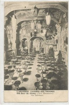 Cabaret des Truands (Cabaret of Truants)