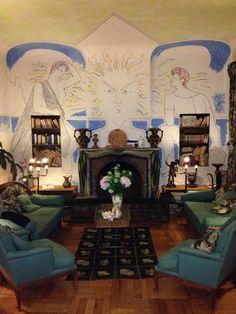 Villa santo sospir artist jean cocteau France