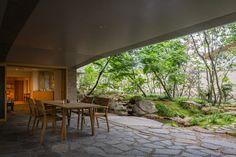桜並木の家 (外観)|横内敏人建築設計事務所