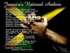 Jamaica's National Anthem