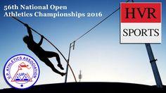 HVR Sports Inc - UP Athletics Association presents 56th National Open Athletics Championships 2016