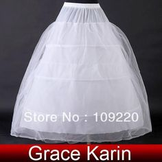 Free Shipping GK Wedding Bridal Gown Dress Petticoat Underskirt Crinoline CL2705