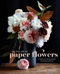 Booktopia has The Fine Art of Paper Flowers, A Guide to Making Beautiful and Lifelike Botanicals by Tiffanie Turner. Buy a discounted Hardcover of The Fine Art of Paper Flowers online from Australia's leading online bookstore. Art Floral, How To Make Paper Flowers, Crepe Paper Flowers, Fabric Flowers, Diy Paper, Paper Crafts, Tissue Paper, Wafer Paper, Fun Crafts