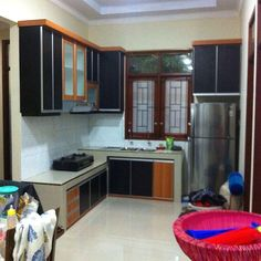 Model Gambar Kitchen Set Minimalis