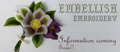 Embellish embroidery