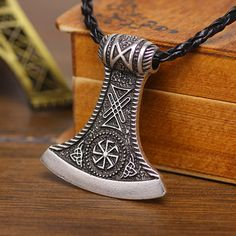 $3.39 one piece.Cheap amulets and talismans, Buy Quality slavic perun directly from China perun axe Suppliers: Slavic Double Kolovrat Pendant Gorjuss Svetoch Amulets and Talismans Viking Jewelry Necklace 1pcUSD 3.67/pieceSlavic Kol