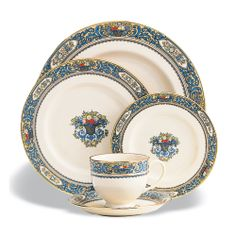 Lenox China Autumn 5-piece Dinnerware Place Setting | Overstock.com Shopping - Big Discounts on Lenox Place Settings