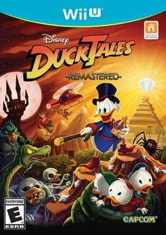 Disney DuckTales: Remastered [Nintendo Wii U] Wii U Games, Geek Games, Xbox 360 Games, Pc Games, Nintendo Eshop, Nintendo Wii, Playstation, Disney Ducktales, Duck Tales