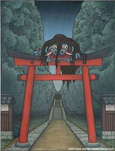 Otoroshi   Yokai.com