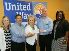 Publix 2013 Corporate Contribution | United Way of Aiken County