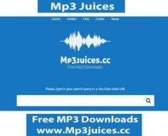 Mp3 Juices Www Mp3juices Cc With Images Music Download Free