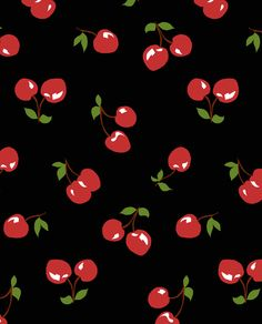 Cherry print for Jasmine Guinness - © Marisa Hopkins