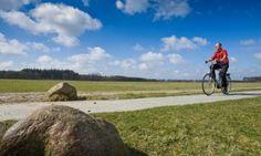 Gratis fietsroute Groningen