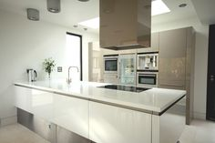 Kitchen Extension by Bromilow Architects of West Kirby to feature in Homes and Gardens Magazine | bromilow architects ltd.