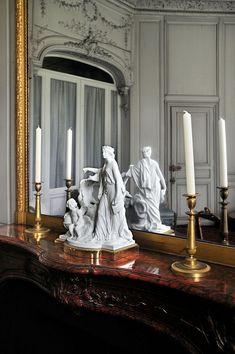 Les Petits Appartements.   Aménagés pour Napoléon Ier de 1808 à 1810.
