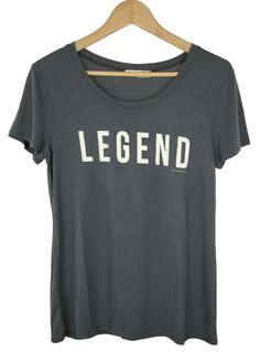 3c5cdcbd48464 a soft knit tee with a crew neckline - short sleeves -