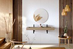 Five bathroom trends for 2021 | Acquabella Small Bathroom Interior, Modern Bathroom Design, Bathroom Furniture, Modernisme, Bathroom Trends, Bathroom Ideas, Home Decor Trends, Home Interior Design, Wood Floor