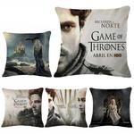 Game of Thrones Pillow Covers Linen Pillows, Cushions, Throw Pillows, Cushion Covers, Pillow Covers, Bedroom Sofa, Game Of Thrones, Car Seats, Pattern