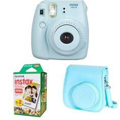 Fujifilm Instax Mini 8 (Blue) + Instax Mini Twin Pack Fil... https://smile.amazon.com/dp/B01I0G2YQI/ref=cm_sw_r_pi_dp_x_J1Q.xbXXNZ97A