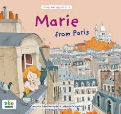 Marie de Paris - by ABC Melody - A collection featuring children from around the world