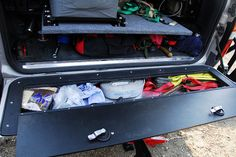 Land Cruiser Tailgate Lid From Wagongear.com by unwiredadventures, via Flickr