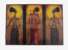 """""""Les africaines"""" by Lerm"""