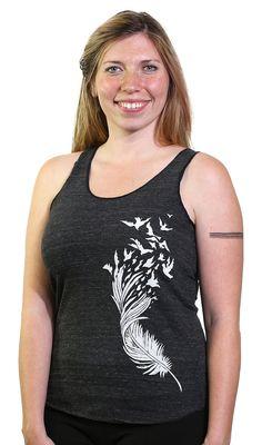 Frauen Yoga Tanktop Frauen Grafik Tank Frauen Grafik von REVIVALINK