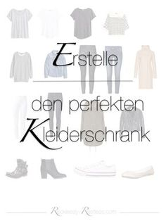 Capsule Wardrobe deutsch
