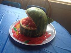 Shark Birthday cakes   Cummins Life: Shark Attack - C's 6th Birthday Party