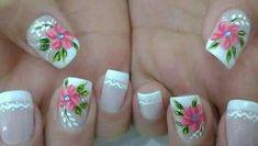 Moyou Stamping, Stamping Plates, Nail Polish Art, Nail Art, Work Nails, Glamour Nails, Fingernail Designs, French Tip Nails, Blue Nails