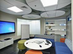 Carney Inc. Headquarters Alexandria, Virginia - Executive Lounge