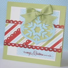 Stampin' all day: It's beginning to look a lot like Christmas...