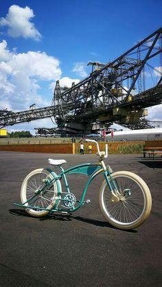 Beach Cruiser Bikes, Beach Cruisers, Rat Bikes, Lowrider Bike, Super Bikes, Kustom, Tricycle, Custom Bikes, Hot Rods