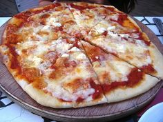 Wood fired pizza recipes