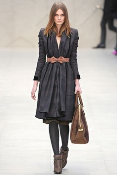 Burberry Prorsum - Fall / Winter 2012-2013