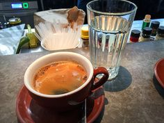 Long black coffee at Cumulus Inc in Melbourne #coffee